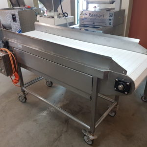 Stainless steel conveyor Code # T001